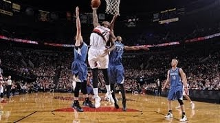 Thomas Robinson: Block of the Year!?!?
