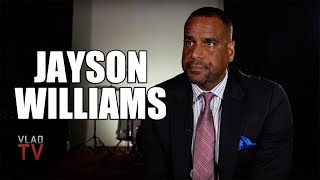 Jayson Williams on Having to Fight During His Time in Prison (Part 10)