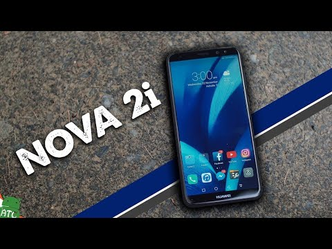 Are 4 Cameras worth the money? Huawei Nova 2i Review | ATC