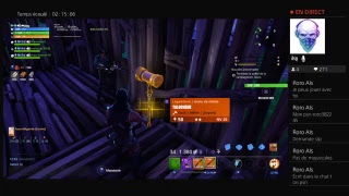 Live fortnite save the world I give weapon