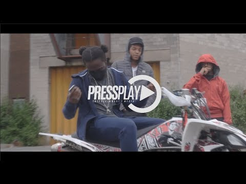 (40) Samurai - #WorkRate (Music Video) @itspressplayent @thatblackhippie