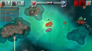 Battleboats.io - NAVAL BATTLE 배틀보트 아이오 ( IOGAMES ROAST CHICKEN )