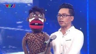 Vietnam's Got Talent 2016 - BÁN KẾT 3: Nói tiếng bụng - Hoàng Bảo