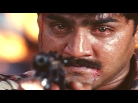 Khadgam Movie || Climax Action Scene || Ravi Teja, Srikanth, Sonali Bendre