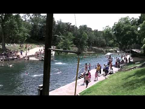 Road Trip to Austin, Texas - Zilker Park