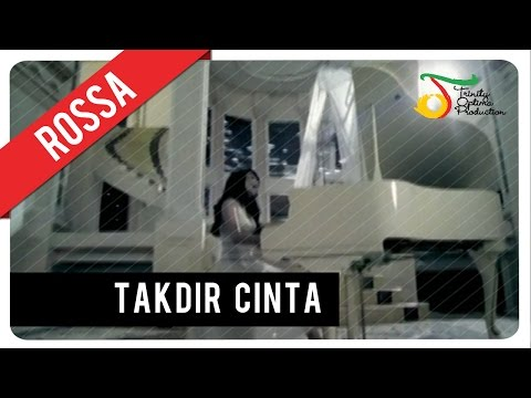 Rossa - Takdir Cinta (with Lyric) | VC Trinity