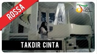 Video Rossa - Takdir Cinta (with Lyric) | VC Trinity download MP3, 3GP, MP4, WEBM, AVI, FLV Juli 2018