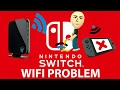 Nintendo switch WIFI range problem? slow weak signal, connection cuts off, street fighter Mario kart