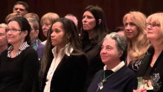 ein sehr ungewöhnlicher Event ! Braco's Besuch bei den Vereinten Nationen (HD)