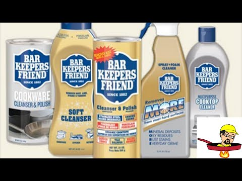 Bar Keepers Friend - PRODUCT REVIEW