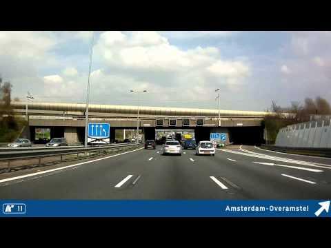 A4-A10-A1 Amsterdam, NL