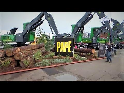 Oregon Logging Conference, part 2