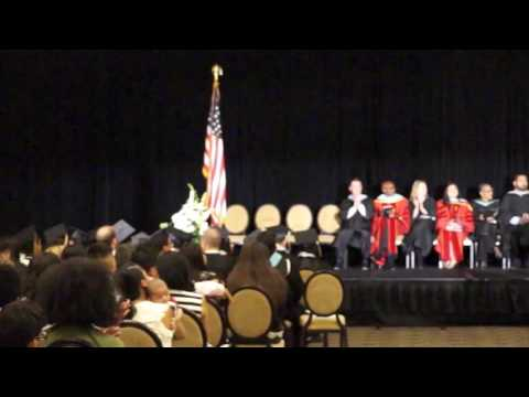 2016 Palomares Academy of Health Sciences Commencement Ceremony