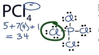 Watch now: PCl3 Lewis Structure - How to Draw the Lewis ...