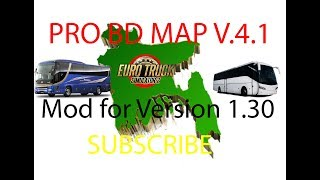 How to Use Pro BD Map V4.1 For 1.30 Very Easy || RJ Solution ||