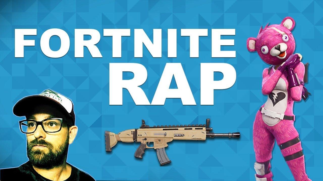 FORTNITE RAP SONG - by BRYSI (@FortniteGame) - YouTube
