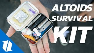 Do Altoids Survival Kits Actually Work?