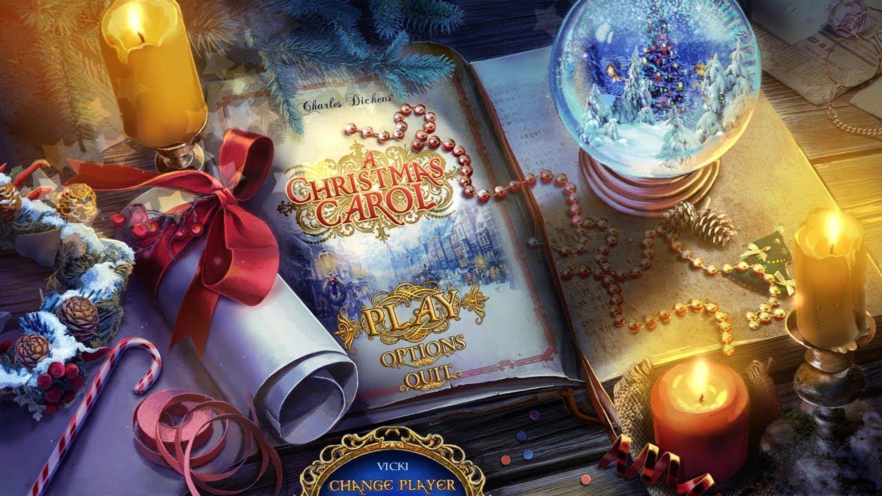 Christmas Stories 2 A Christmas Carol Gameplay Hd 720p Youtube