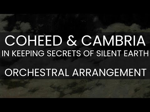 Coheed And Cambria Orchestral Arrangement - In Keeping Secrets Of Silent Earth: 3