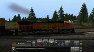 Train Simulator 2013 - GE C44-9W BNSF Clean