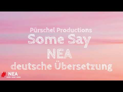 Nea - Some Say (German lyrics/deutsche Übersetzung)