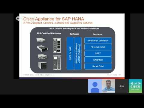 DC Solutions Talk: SAP Tailored Data Center Integration (TDI)