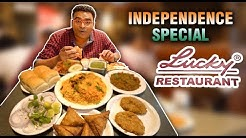 Lucky Restaurant - BEST BIRYANI In Mumbai | Mutton Kheema, Mutton Samosa & Kheema Pav| Varun Inamdar