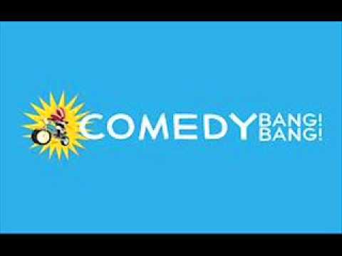COMEDY BANG BANG! –Aaron Neville Hijinks - SCOTT AUKERMAN / PAUL BANKS / HORATIO SANZ / BEN SCHWARTZ