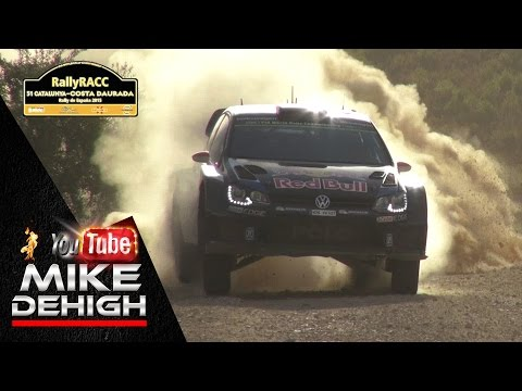 WRC Rally Spain 2015 Catalunya HIGHLIGHTS Best Of Pure Sound