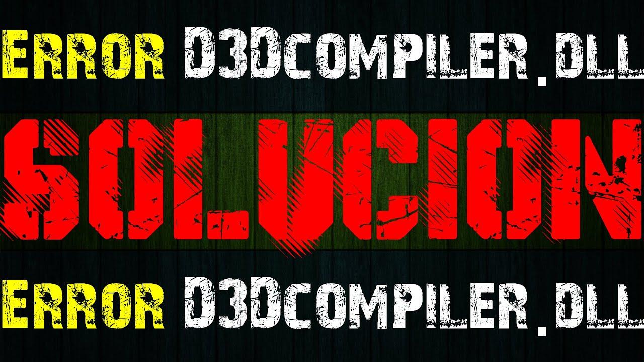 POUR TÉLÉCHARGER WINDOWS 7 D3DCOMPILER 43.DLL