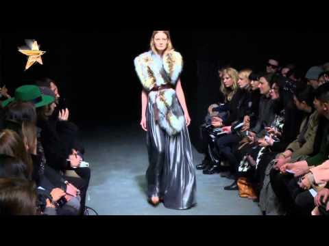 Yiqing Yin   París Haute Couture   Primavera Verano 2014