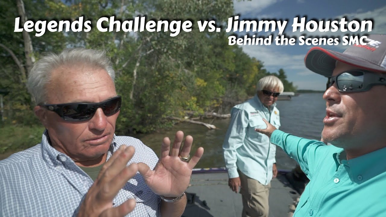 f401f819c0e8a Random Lake Challenge - ft. Jimmy Houston