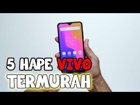 Daftar 5 HP Vivo Harga 1 Jutaan Terbaik 2020. Nih, Review HP Vivo Murah Harga 1 Jutaan di Indonesia..