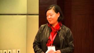 1 + 1 = 3: Alice Mong At Tedxhongkong 2013