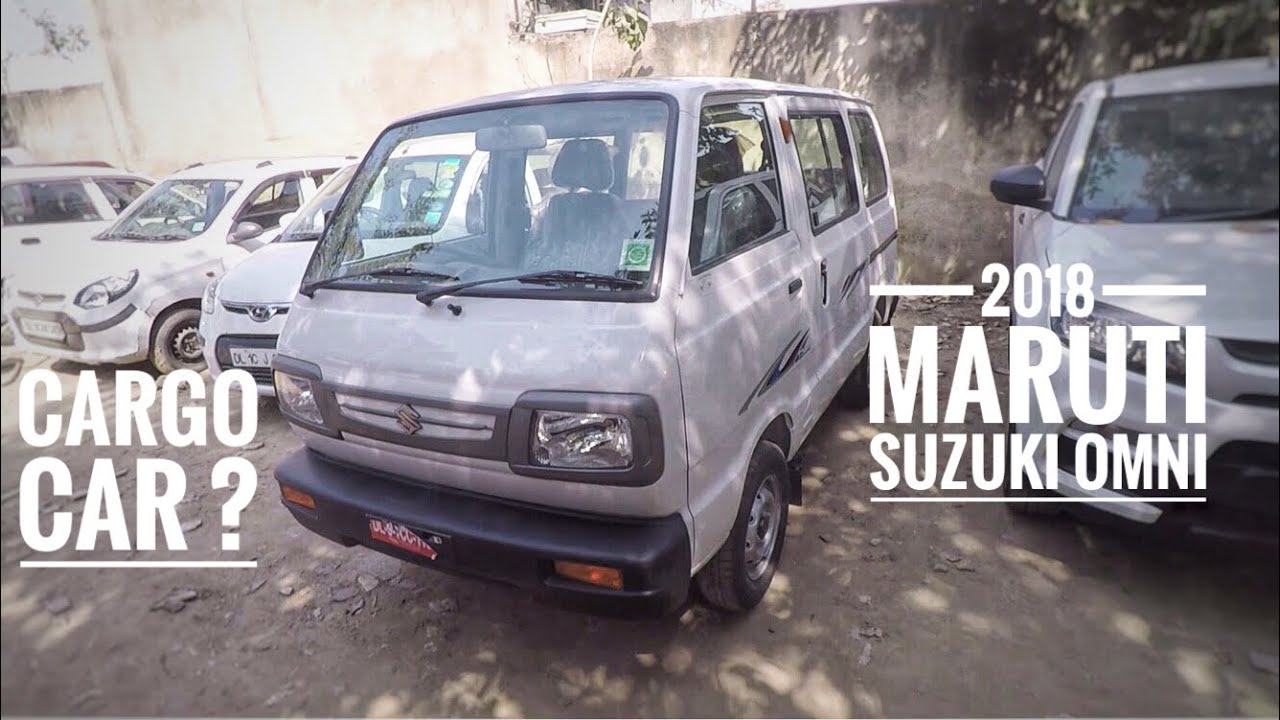2018 Maruti Suzuki Omni Maruti Suzuki Omni 2018 2018 Maruti Omni