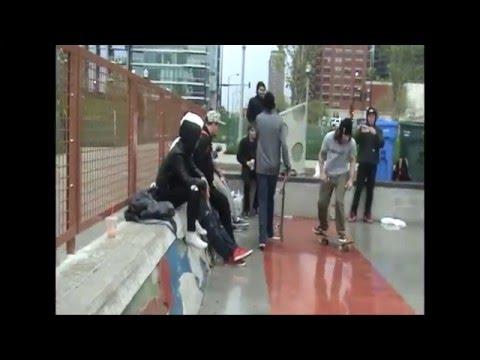 ScootyVision Vol.1: Chicago Skateboarding ft. Los Vatos