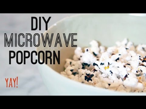 how to make act 2 popcorn without microwave