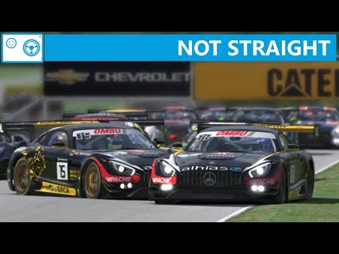 iRacing: BMW Z4 GT3 at Road America - Not Straight