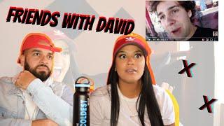 DAVID DOBRIK -BEST FRIENDS FIRST KISS WITH DREAM GIRL REACTION VIDEO W/ LITTYFACTZ