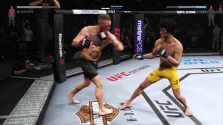 Bruce LEE Vs ConorMcGregor UFC 2 Gameplay