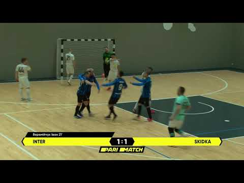 Огляд матчу   INTER 2 : 3 SKIDKA