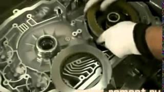видео Ремонт трансмисии автомобиля