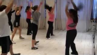 Move To Be Zumba ~ Morenita - Gloria Estefan (African)