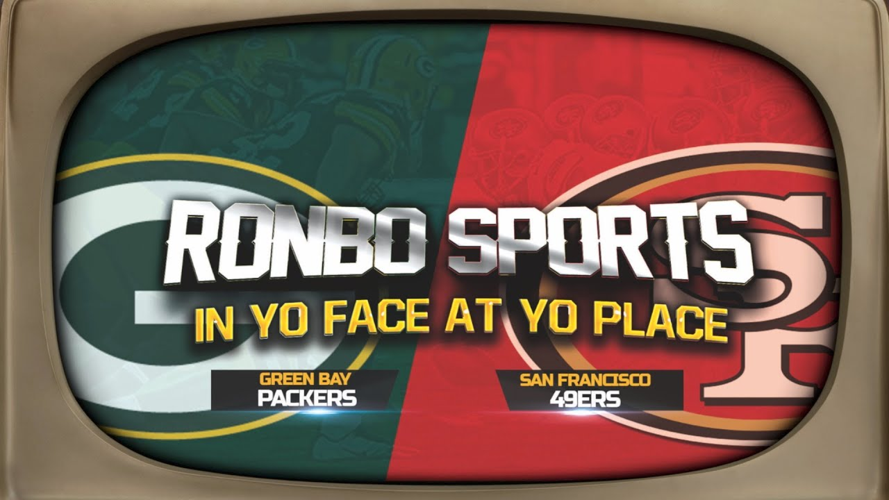 Download Ronbo Sports Watching 49ers VS Packers Week 3 2021 Reactions Live!