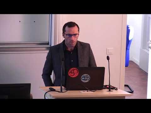"""IMéRA - """"Photovoltaique et transition energetique : Quelques chantiers devant nous"""" 15/12/17"""