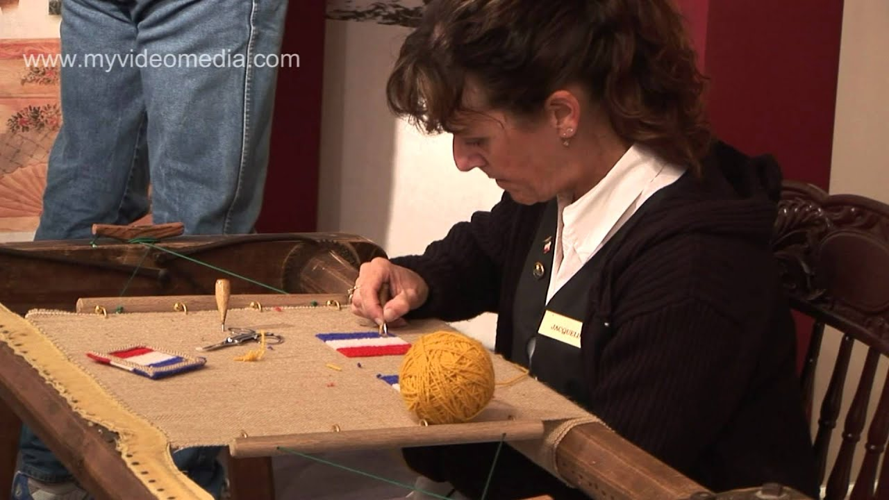 Rug Hooking And Home Life In Chéticamp Nova Scotia Canada Hd Travel Channel