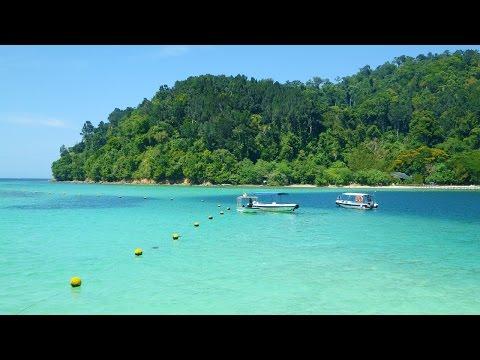 Sapi Island of Sabah, Malaysia
