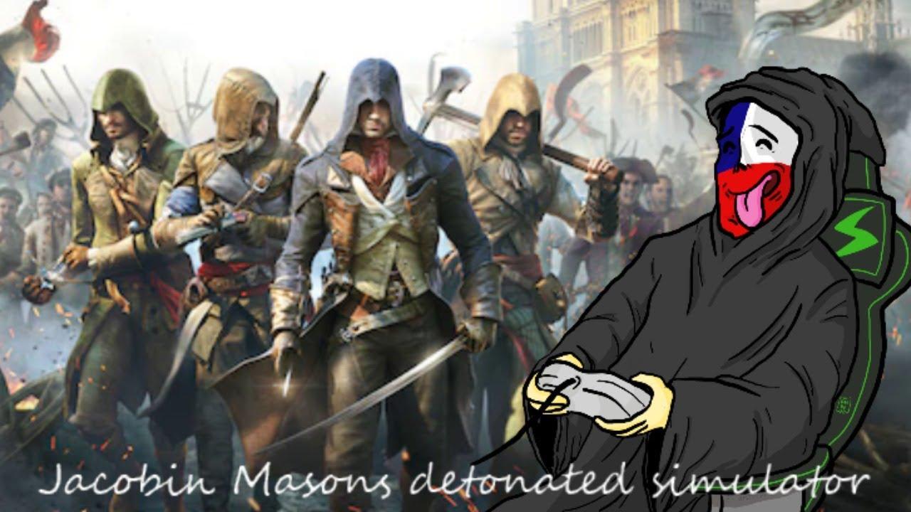 Manqueando en Assassin's Creed: Unity parte 1.