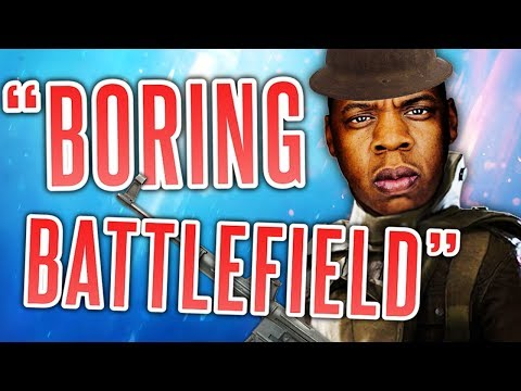"BATTLEFIELD 5 IS ""BORING""  