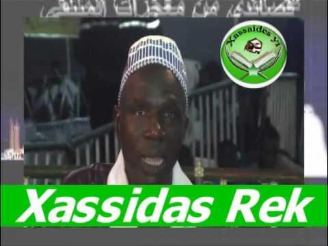Journée XASSAIDES Pikine 2015 :  Ndiarignou XASSADA Yi ak Nugnouy def Ba Ndiarignou Ci XASSADA Yi